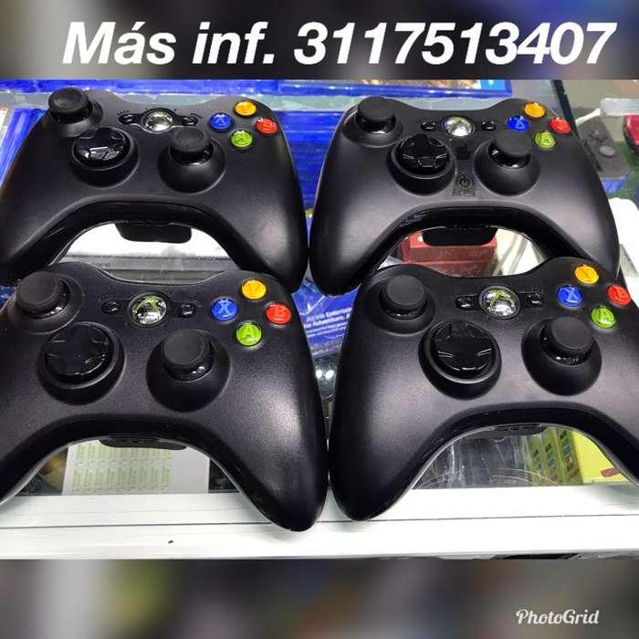 Controles de Xbox 360 de Segunda