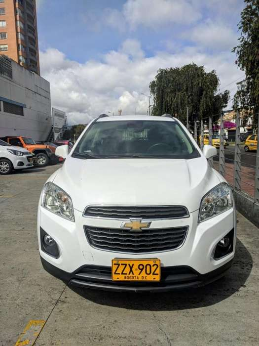 Chevrolet Tracker 2015 - 59400 km
