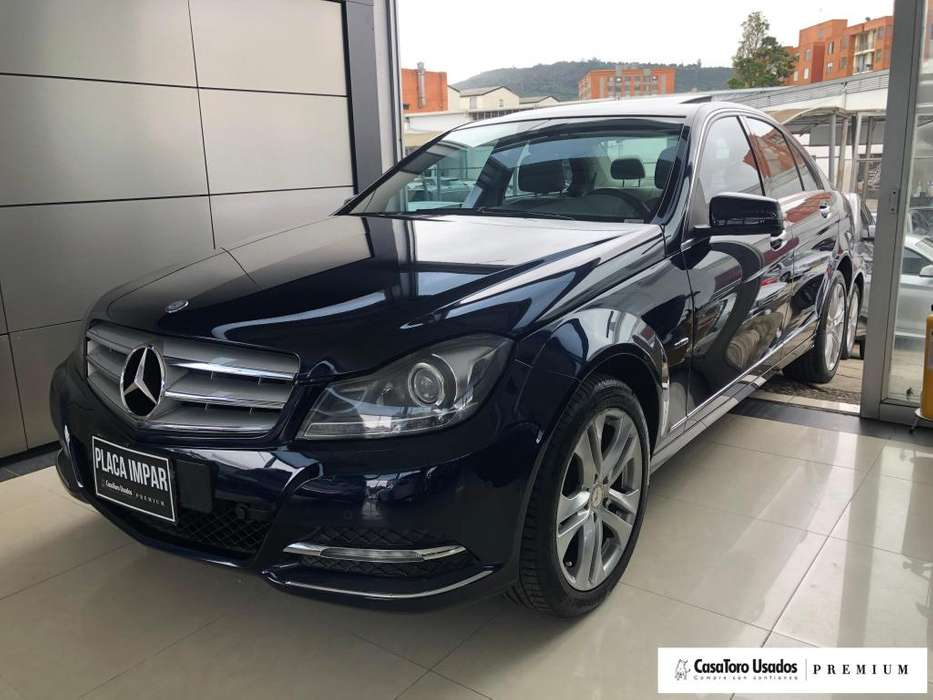 <strong>mercedes-benz</strong> Clase C 2012 - 65175 km