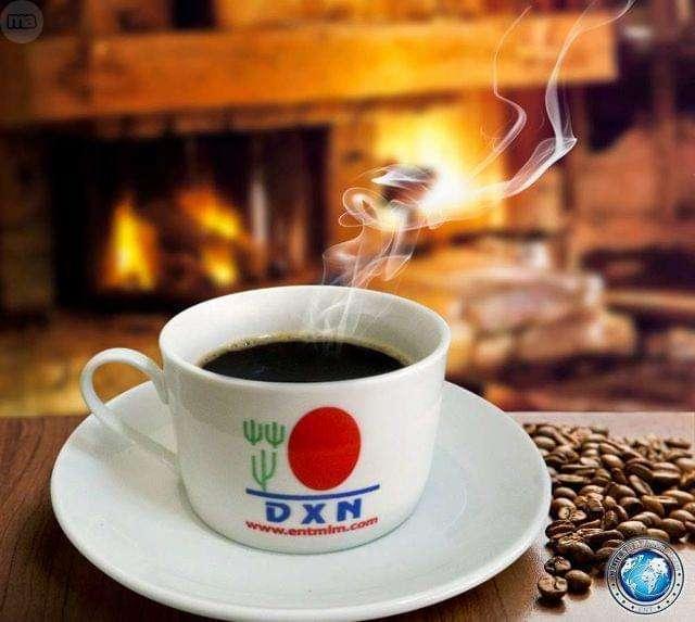 Cafe Negro Dxn