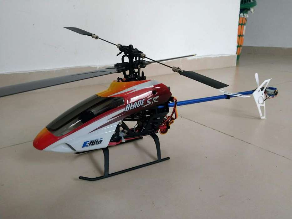 helicoptero blade rc spektrum repuestos