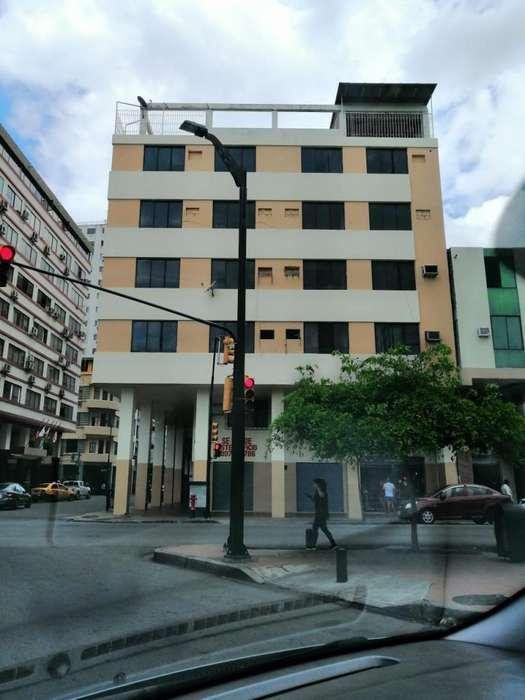 Edificio Esq. de Venta 7 Plantas Apto Para Hot/Ofic/Rent etc. Centro Guayaquil