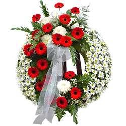 Coronas Florales Empresariales Y Familiares Para Difunto