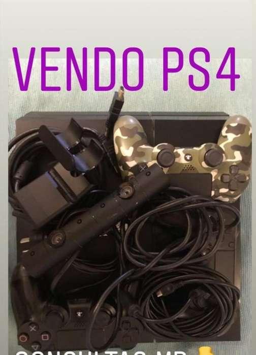 Playstation4 Perfecto Estado!!