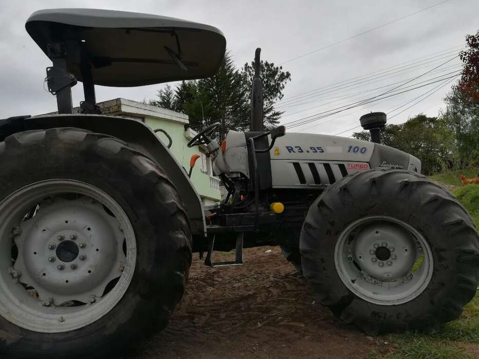 Tractor Agricola Lamborghini