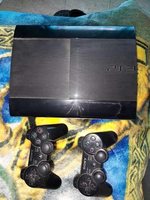 Ps3 500gb 12juegos 2 Joystick