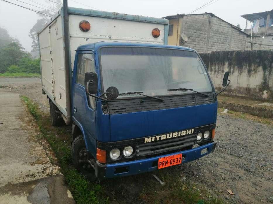 Mitsubishi Canter Hd 95 6 Toneladas