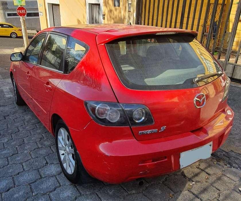 Mazda 3 2008 - 221000 km