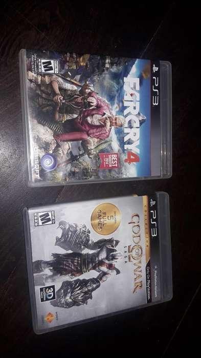 2 Videos Juegos Play 3 Impecables..liqui