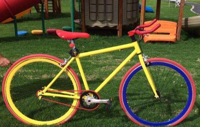 Bicicleta en Promocion