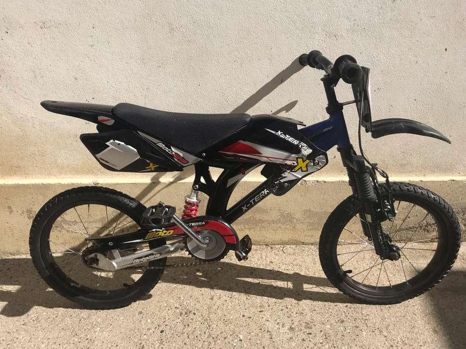 Bicicleta R16 Xterra