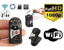 Camara Seguridad Espia WIFI Tipo Esfero Reloj Cargador Gafas Bombillo Mini camara ETC
