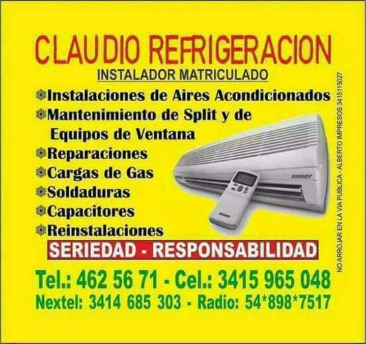 Refrigeracion Y Aire Acindicionados