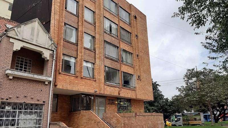 Apartamento En Arriendo En Bogota Palermo-Teusaquillo Cod. ABCBR2645
