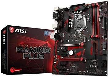 Mother Msi 1151 Z370 Gaming Plus