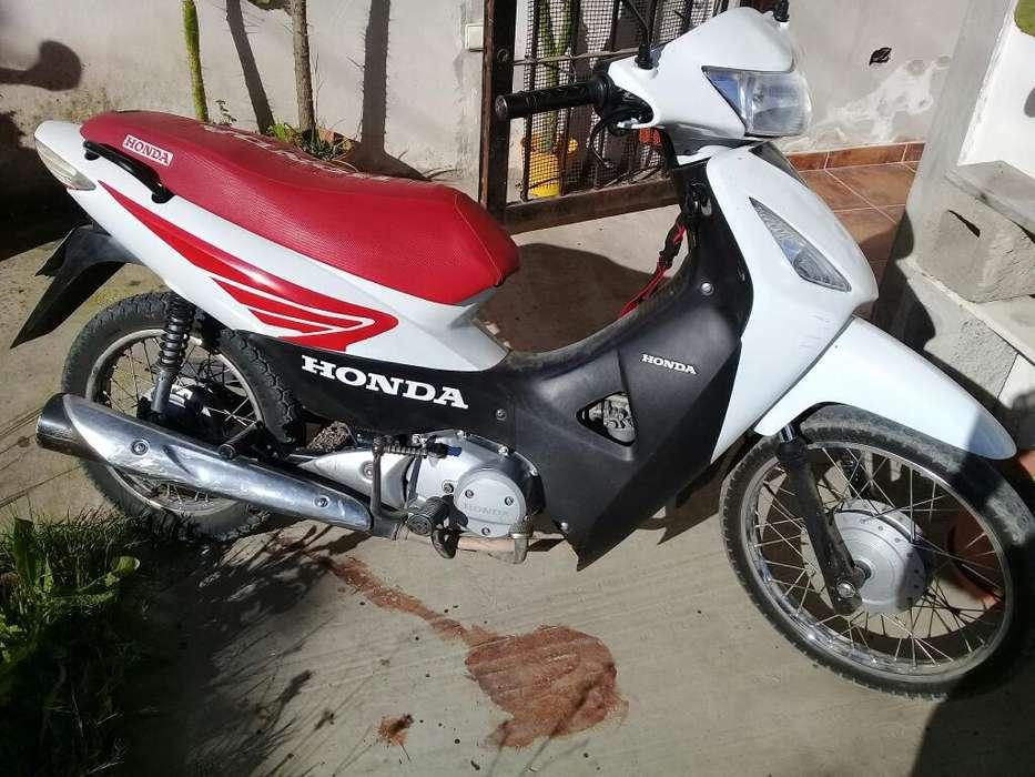Vendo Honda Biz 125 Md.2013 Hermosa Moto