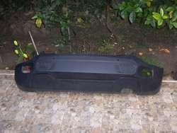 paragolpe trasero de jeep renegade