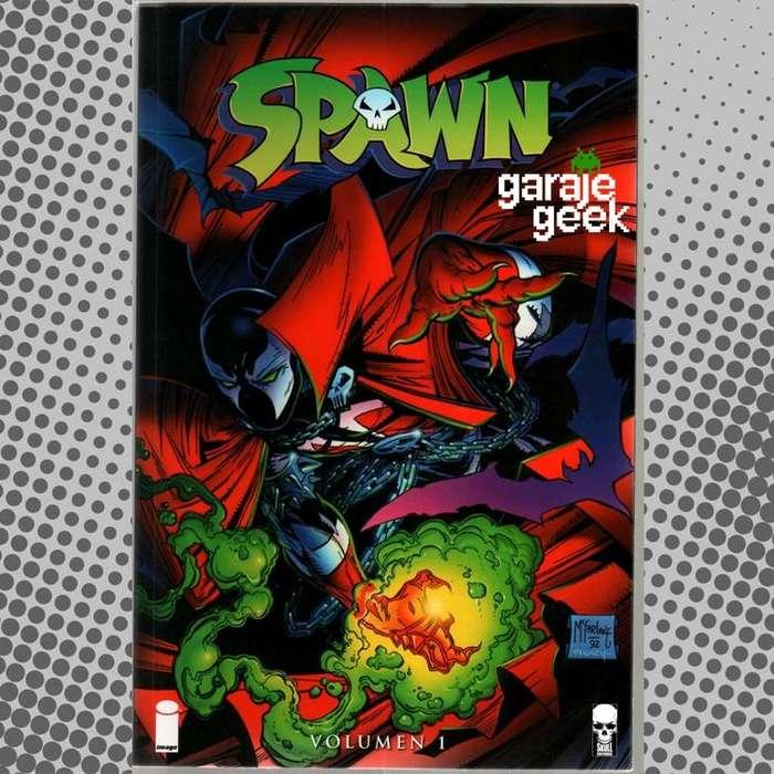Cómic Spawn, Volumen 1