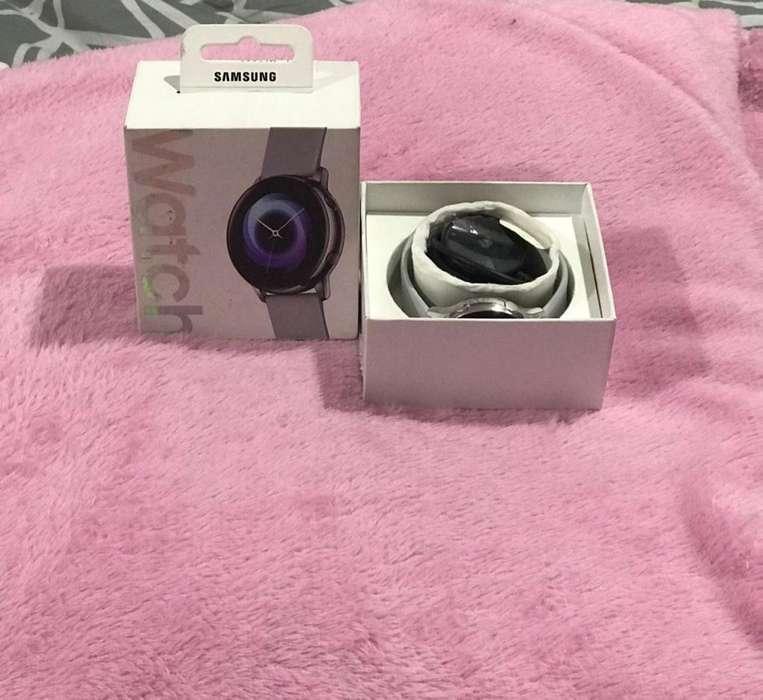Samsung Watch Active gris NUEVO