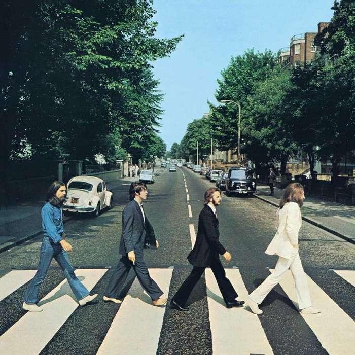 Beatles Abbey Road Vinilo LP