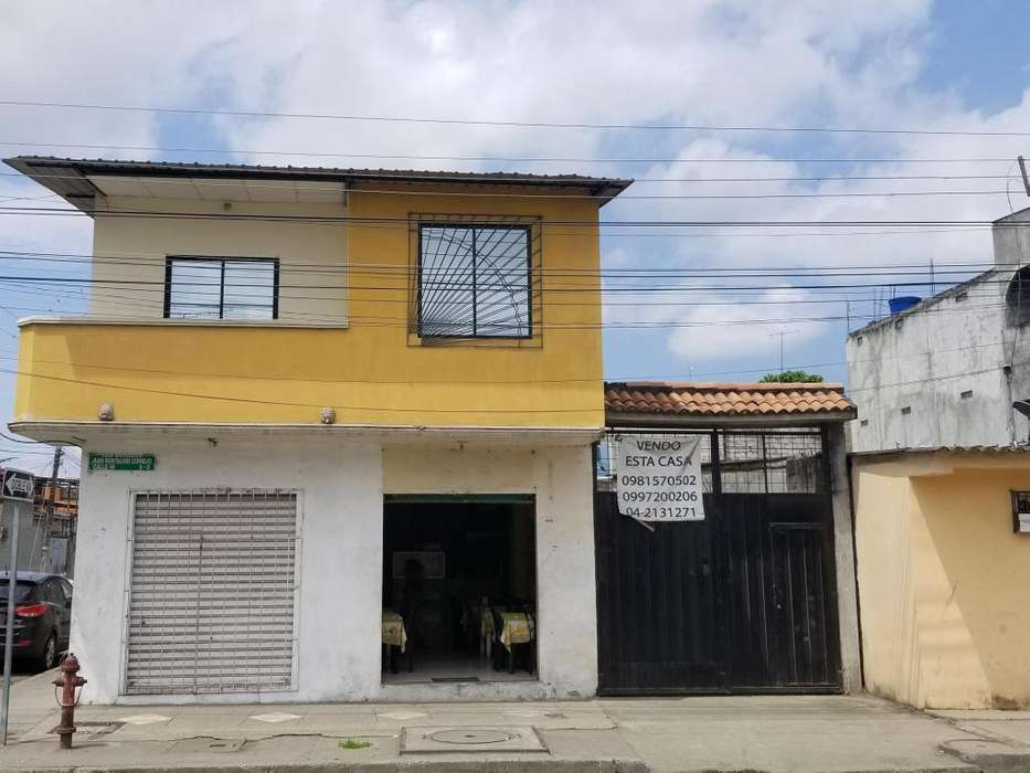 Se vende amplia casa y terreno Sur Guayaquil. Oportunidad en ciudadela La Fragata, Guayaquil