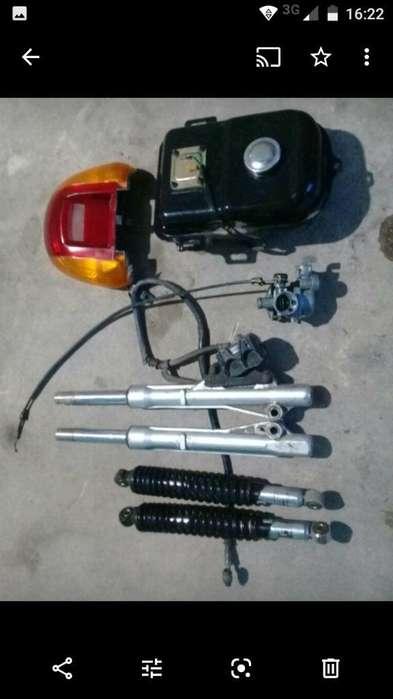 Vendo <strong>repuesto</strong>s de Moto 110