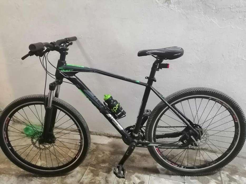 Se Vende Bicicleta On Trail 27.5