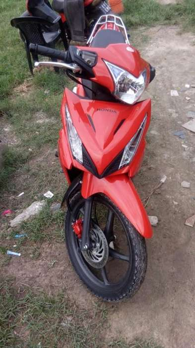 (vendo <strong>honda</strong> Wave Impecable 2019)