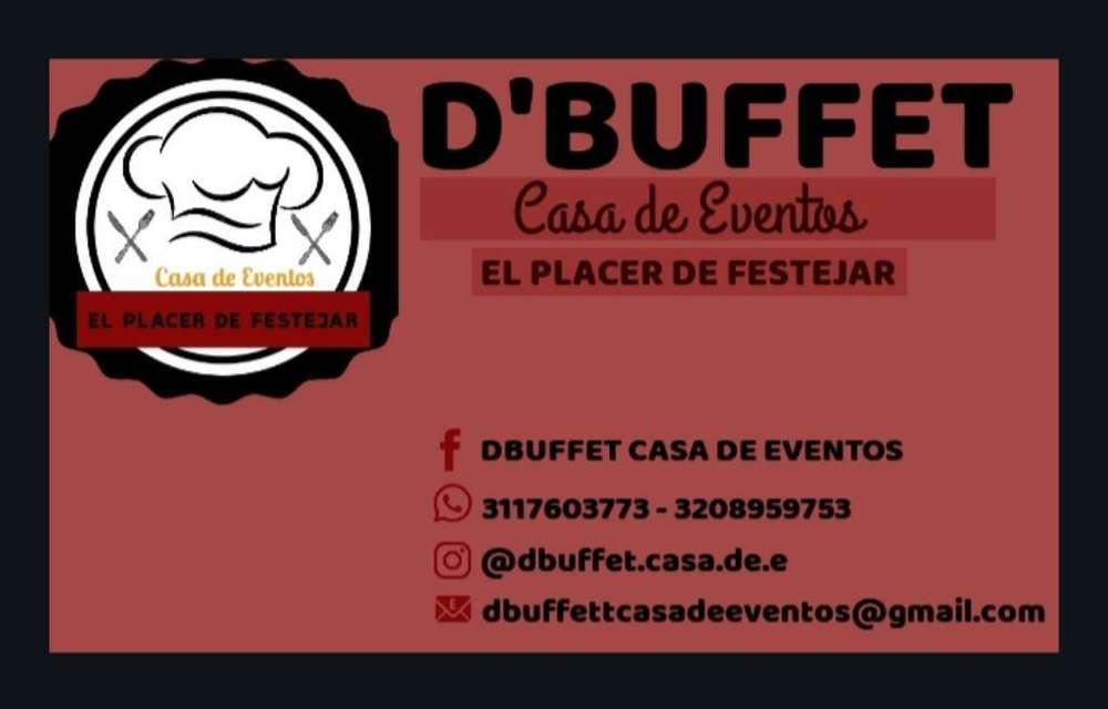 Dbuffet Casa de Eventos