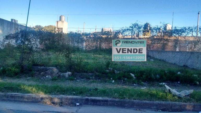 TERRENO EN VENTA Bº ALTOS DE VELEZ SASRFIELD