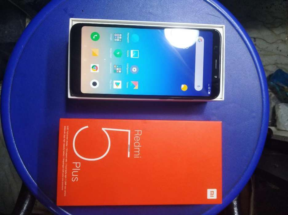 Xiaomi Redmi 5 Plus 64gb Y 4gb de Ram
