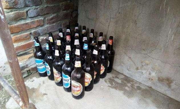 botellas de cerveza retornables 1litro