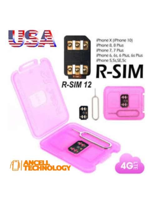 RSim 12 para iphone