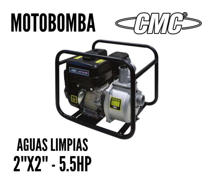 Motobomba CMC WP2-55