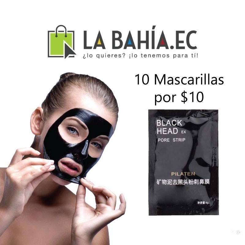 mascarilla negra donde comprar costa rica