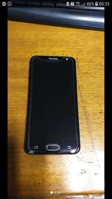 Samsung J5 Prime con 1 Detalle