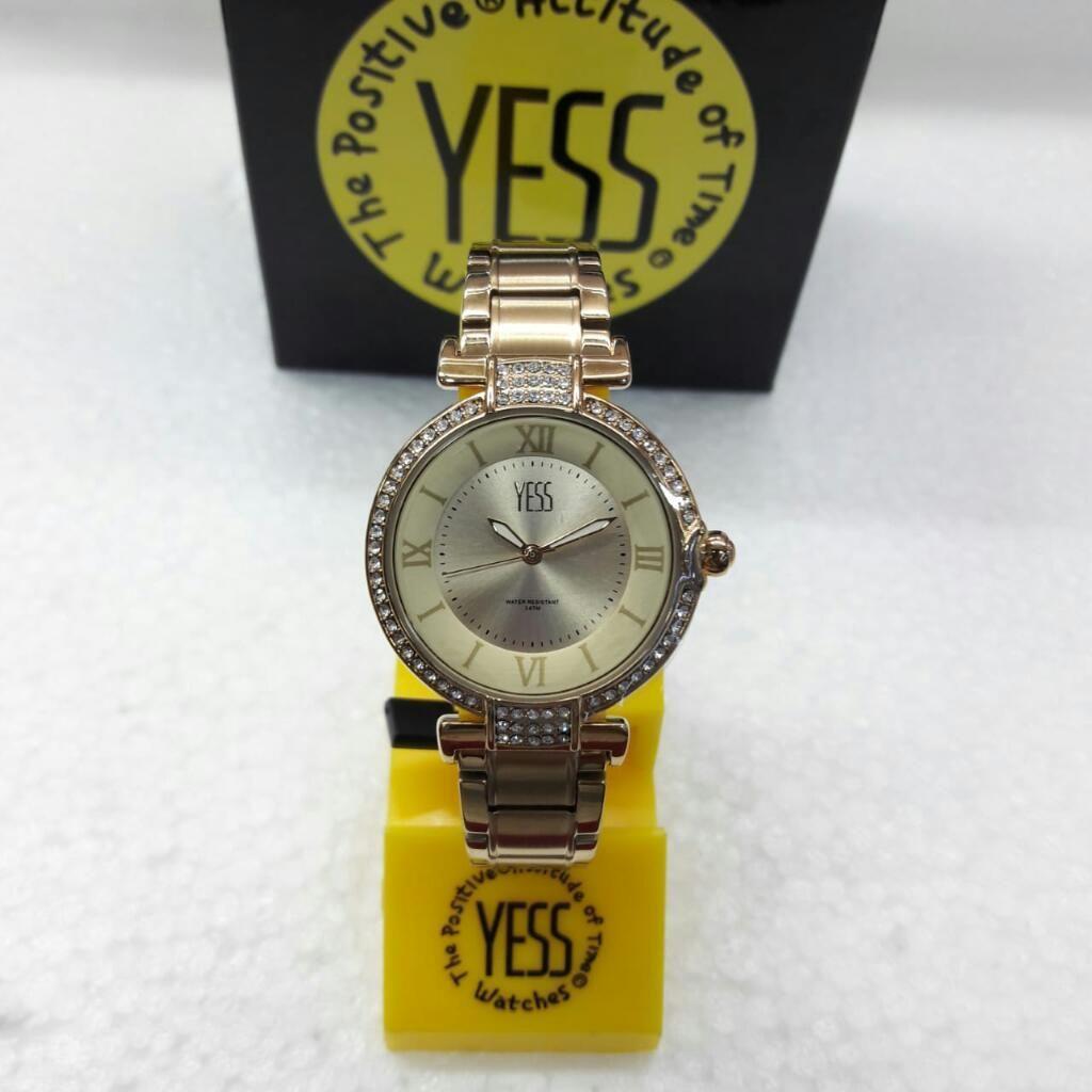 0f6f0cf3c57e Reloj Yess Acero Dama - Barranquilla