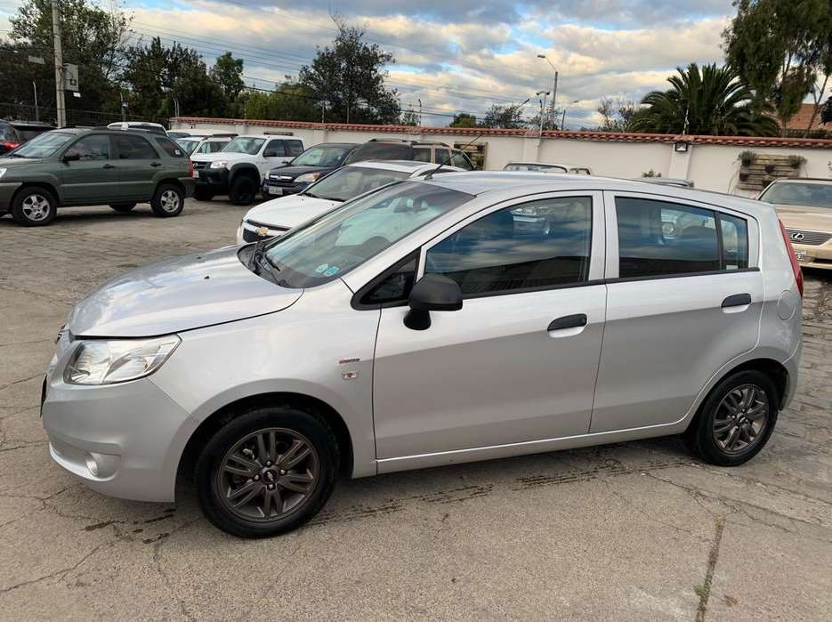 Chevrolet Sail Hatchback 2015 - 86000 km