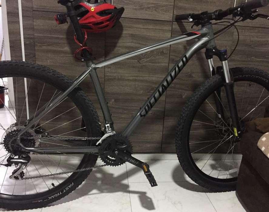 Bicicleta Xc Mtb Specialized (NEGOCIABLE