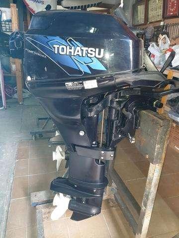 motor fuera de borda tohatsu 15 hp 4 tiempos