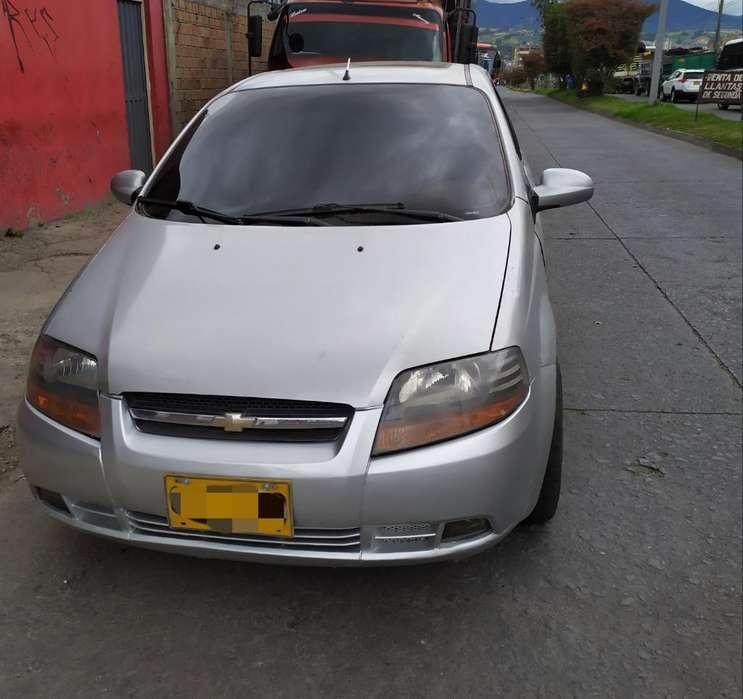 Chevrolet Aveo 2009 - 220000 km