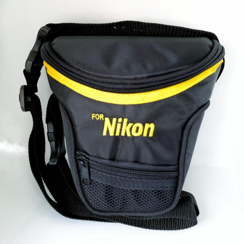 Estuche Para Nikon D3100 D5100 D3200 D3300 D5200 D5300 D5500