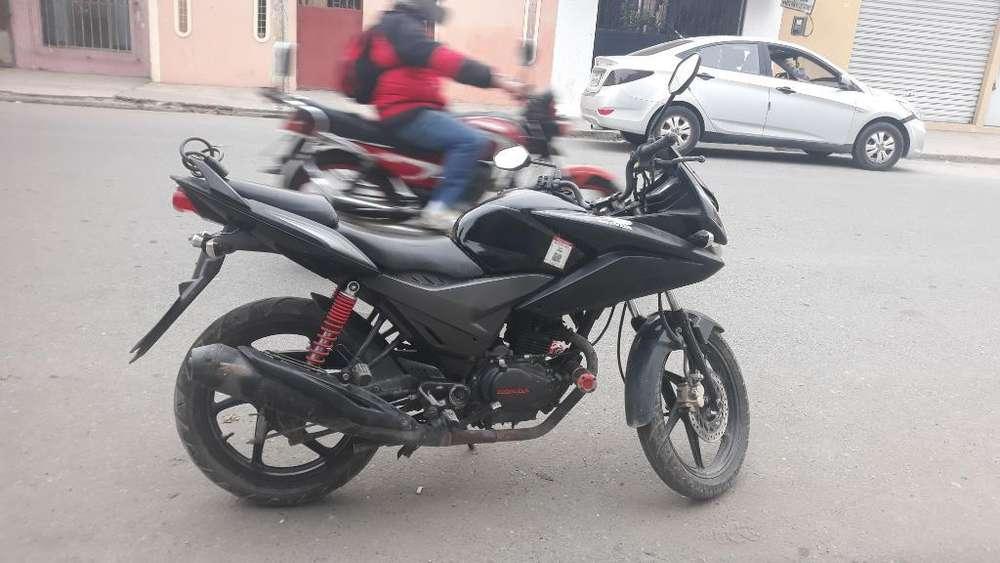 Honda Cvf 125