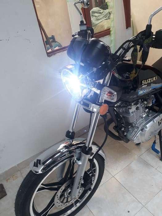 Gn 125 Nueva