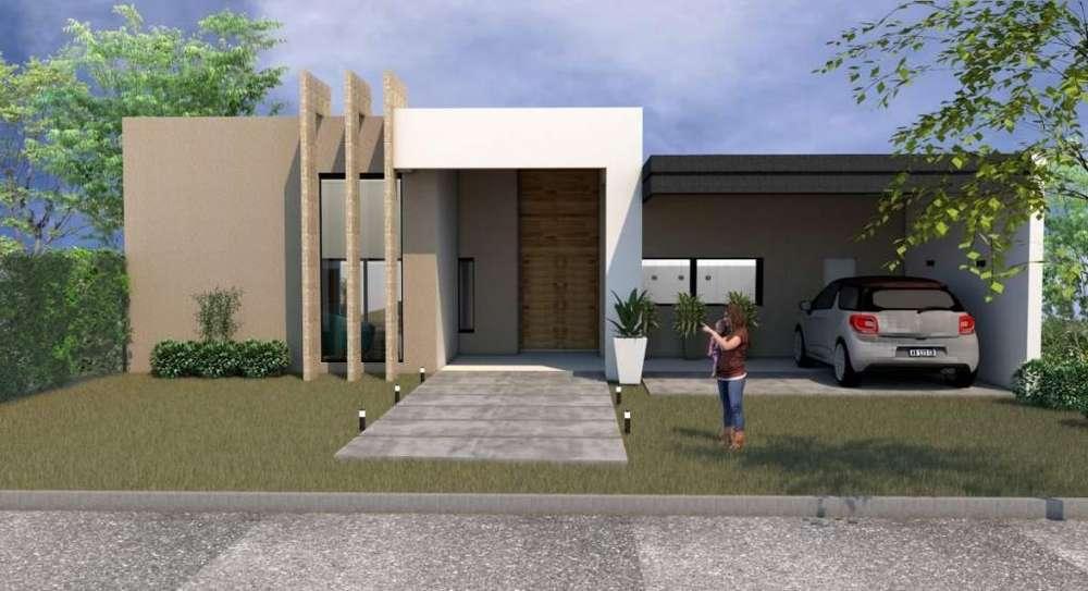 Venta Casa 3 Dorm en una planta - Santina Norte - Valle Escondido