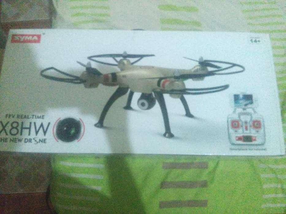 Cambio Dron por celular de gama media o alta