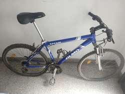 Bicicleta Olmo Safari