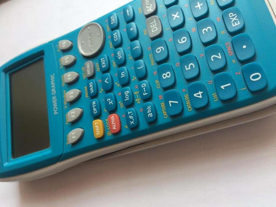 <strong>calculadora</strong> Casio fx-7400GII