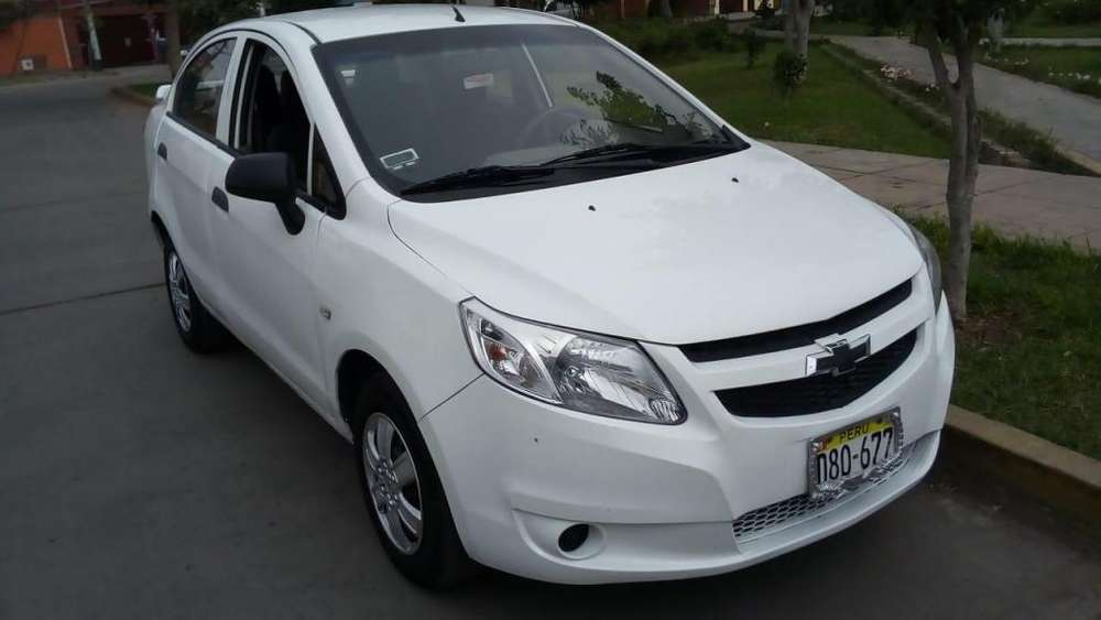 Chevrolet Sail 2012 - 80000 km