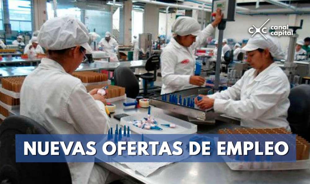 Operario de Produccion